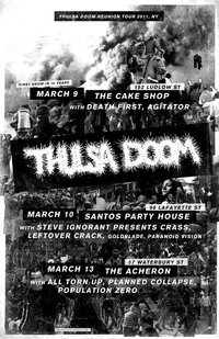Thulsa Doom Reunion Tour