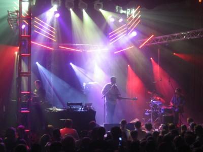 Conspirator live 2011