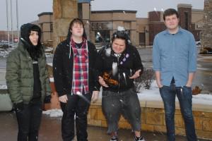 Mixtapes Group Band Photo