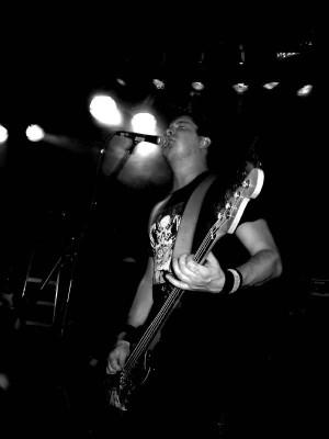 Johan Victims Bassist