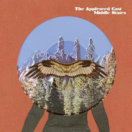 The Appleseed Cast Middle States Album Cover