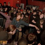 Nails - Philadelphia April 2, 2011 at The Barbery