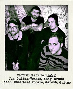 Victims Group Band Photo