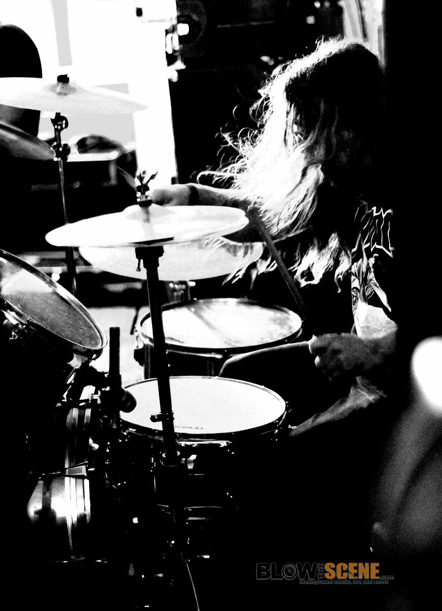 Dropdead - Brian Live at The Broad St. Ministries in Philadelphia May 21, 2011 with Converge, Trap Them, and Cop Problem