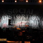 Social Distortion at the Stone Ponry