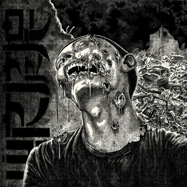 Wormrot - Dirge Cover Art