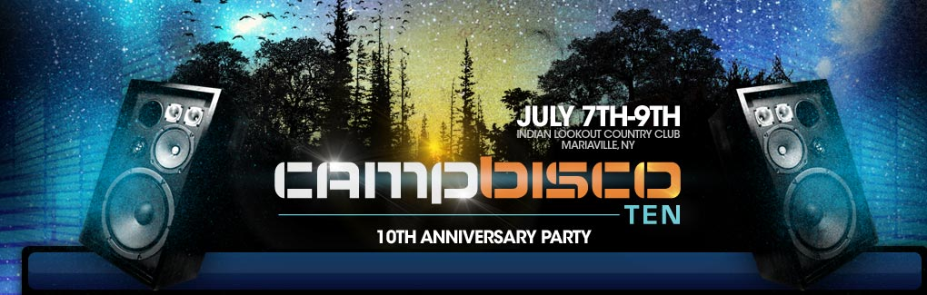 Camp Bisco 2011