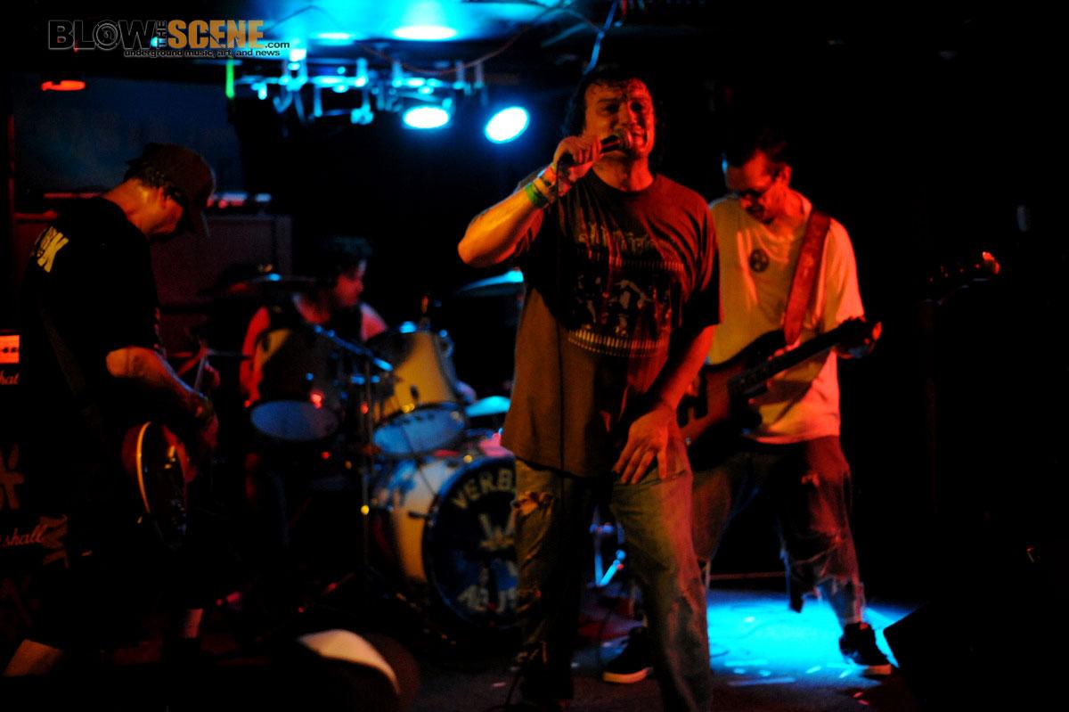 Verbal Abuse Band Tour