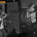 Population Zero - Band Live at Kung Fu Necktie Philadelphia PA on July 12, 2011