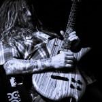 YOB - Band Live at Kung Fu Necktie in Philadelphia on July 16, 2011