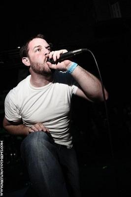 Bury Your Dead - Mat Bruso 2011 - New England Metal & Hardcore Fest