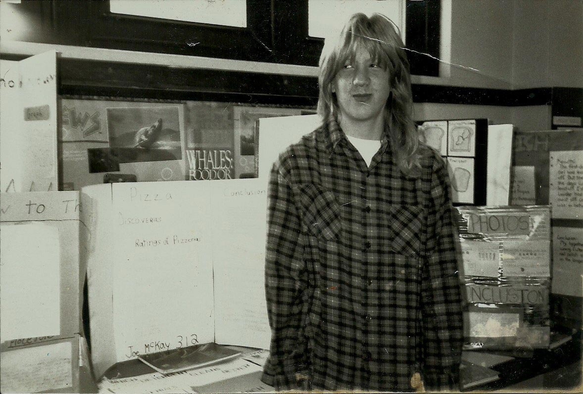 Joe Hardcore - The Early Years