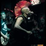 Krum Bums - Band Live at Kung Fu Necktie - Wednesday, Aug 17, 2011 -Philadelphia