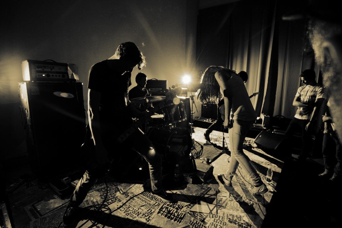 Oathbreaker - band live 3