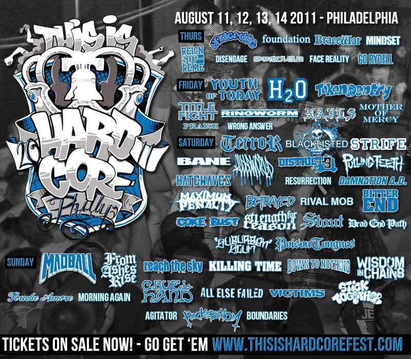 This Is Hardcore 2011