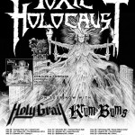 Toxic Holocaust tour