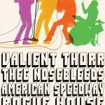 Valient Thorr - Kung Fu Necktie Poster