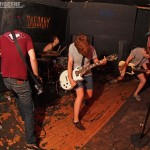 Code Orange Kids - Band Live at The Barbary in Philadelphia on Sept 10, 2011