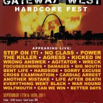 Gateway to the West - Hardcore Fest 2011