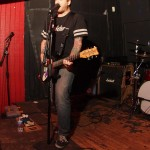 Gods and Queens - Band Live at The Barbary in Philadelphia on Sept 10, 2011