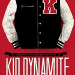 Kid Dynamite - Sept 11, 2011 Show Poster for First Unitarian Church in Philadelphia, PA