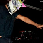 Otto Von Schirach - Live Picture at Starlight Ballroom in Philadelphia on Sept 18, 2011