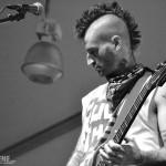 Population Zero - Band Live in Philadelphia at Riot Fest on Festival Pier - Sept 24, 2011