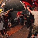 Shai Hulud - Band Live at The Barbary in Philadelphia on Sept 10, 2011