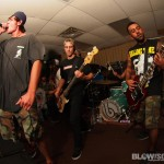 Backtrack at Redwood Art Space in Wilkes-Barre, PA on Oct 22, 2011