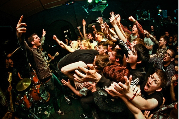 Defeater - Live