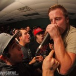 Hundredth at Redwood Art Space in Wilkes-Barre, PA on Oct 22, 2011