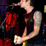 Strike Anywhere - Live at The Barbary in Philadelphia on Sept 30, 2011