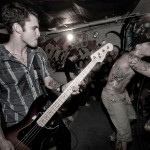 Trapped Under Ice - Big Kiss Goodnight - Record Release - Charm City Artspace - Baltimore, MD - Oct 7, 2011