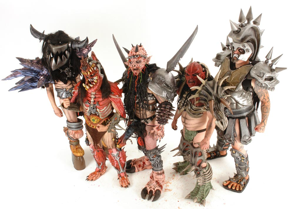 Gwar - 2011 Tour with Every Time I Die