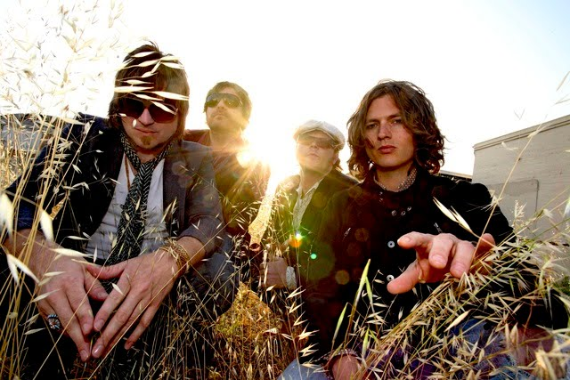 Rival Sons Singer Blues-rockers Rival Sons'