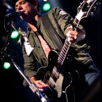 Airborne Toxic Event - band live at The Electric Factory in Philadelphia on Nov 20, 2011