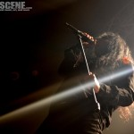 Anthrax - band live at Electric Factory in Philadelphia on Nov 10, 2011