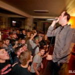 Defeater - band live at Broad Street Ministry in Philadelphia on Nov 17, 2011