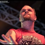 Five Finger Death Punch - Share The Welt Tour - Electric Factory in Philadelphia on Nov 22, 2011