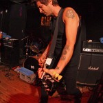 H20 - band live at The Barbary in Philadelphia on Nov 20, 2011
