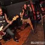 Praise - band live at The Barbary in Philadelphia on Nov 20, 2011