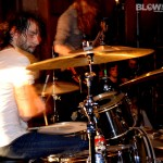 Russian Circles - live at The First Unitarian Church in Philadelphia on November 16, 2011