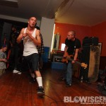 Take Offense - Live at Broad Street Ministries in Philadelphia on Nov 25, 2011 by Anne Spina