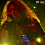 Testament - band live at The Electric Factory in Philadelphia on Nov 10, 2011