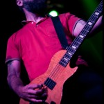 The Drowning Men - band live at The Electric Factory in Philadelphia on Nov 20, 2011