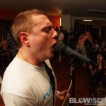 Trapped Under Ice - live at BSM in Philly on Nov 25, 2011 by Anne Spina