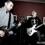 Wrong Answer - band live at Broad Street Ministry in Philadelphia on Nov 16, 2011