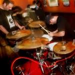 Bane - band live at Broad Street Ministry in Philadelphia on Nov 17, 2011