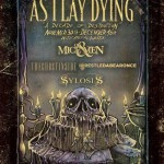 As I Lay Dying - 10th Anniversary Tour 2011