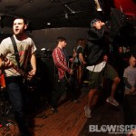 Cruel Hand - band live at The Barbary in Philadelphia on Dec 4, 2011